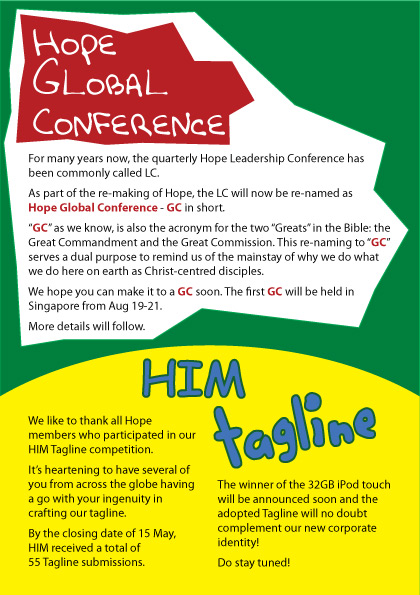 Hope-Global-Conference-Tagline-Appreciation
